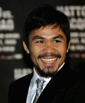 Manny Pacquiao Ring