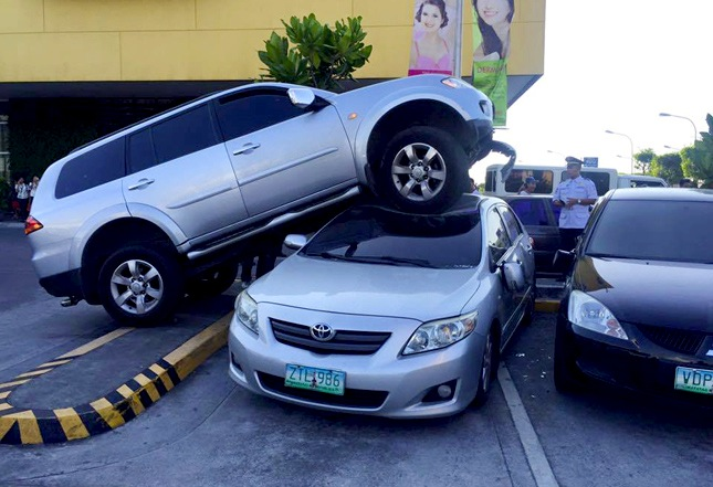 Mitsubishi Montero Mystery The Case Of The Sudden Unintended Acceleration Sua Get Real Post