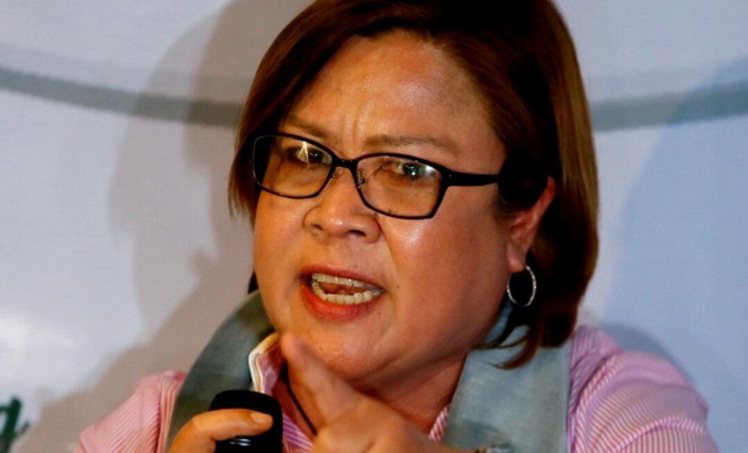 Hysterical Leila de Lima is not the right woman to represent women - Get Real Post