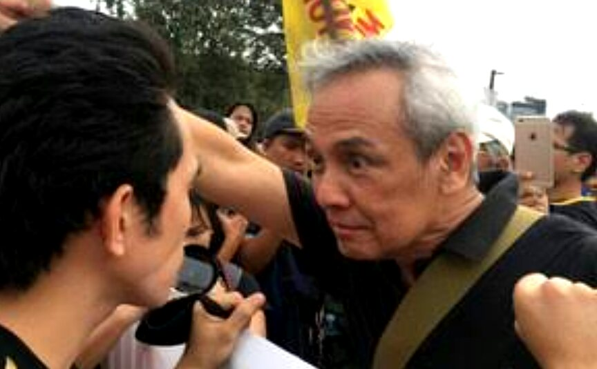 Jim Paredes Ruined The 'spirit' Of The 1986 EDSA People