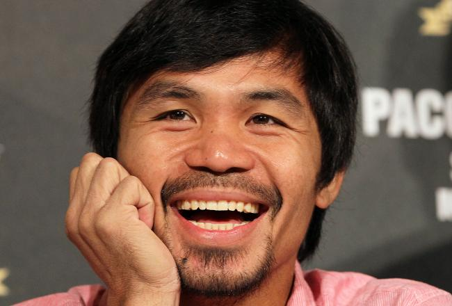 Did you miss the Mayweather VS Pacquiao? Check out ...