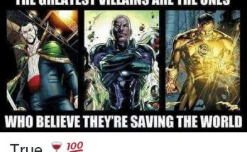 villains who want to save the world
