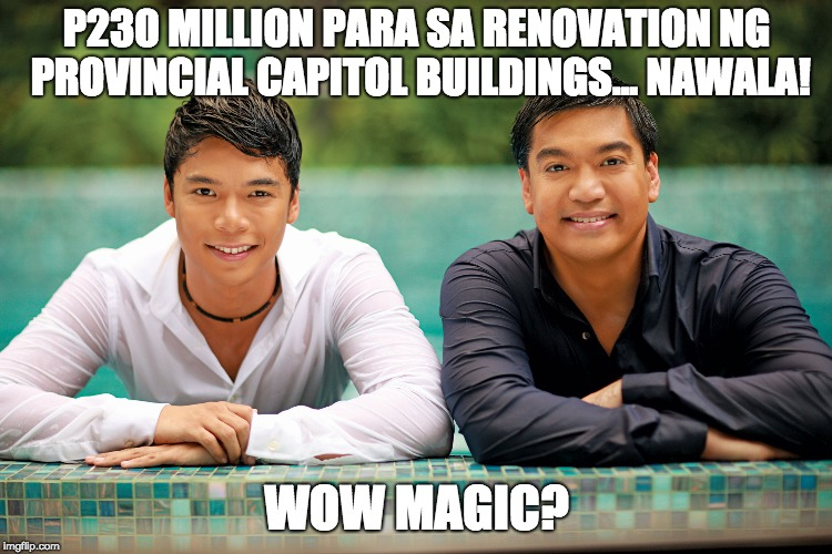 The Magical Villafuertes and the Invisible P230 Million