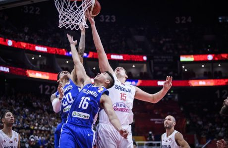 serbia gilas loss