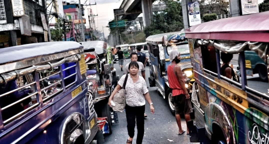 Circuses and publicity stunts won't solve the Philippines' public transport crisis - Get Real Post