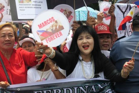 marcos supporters