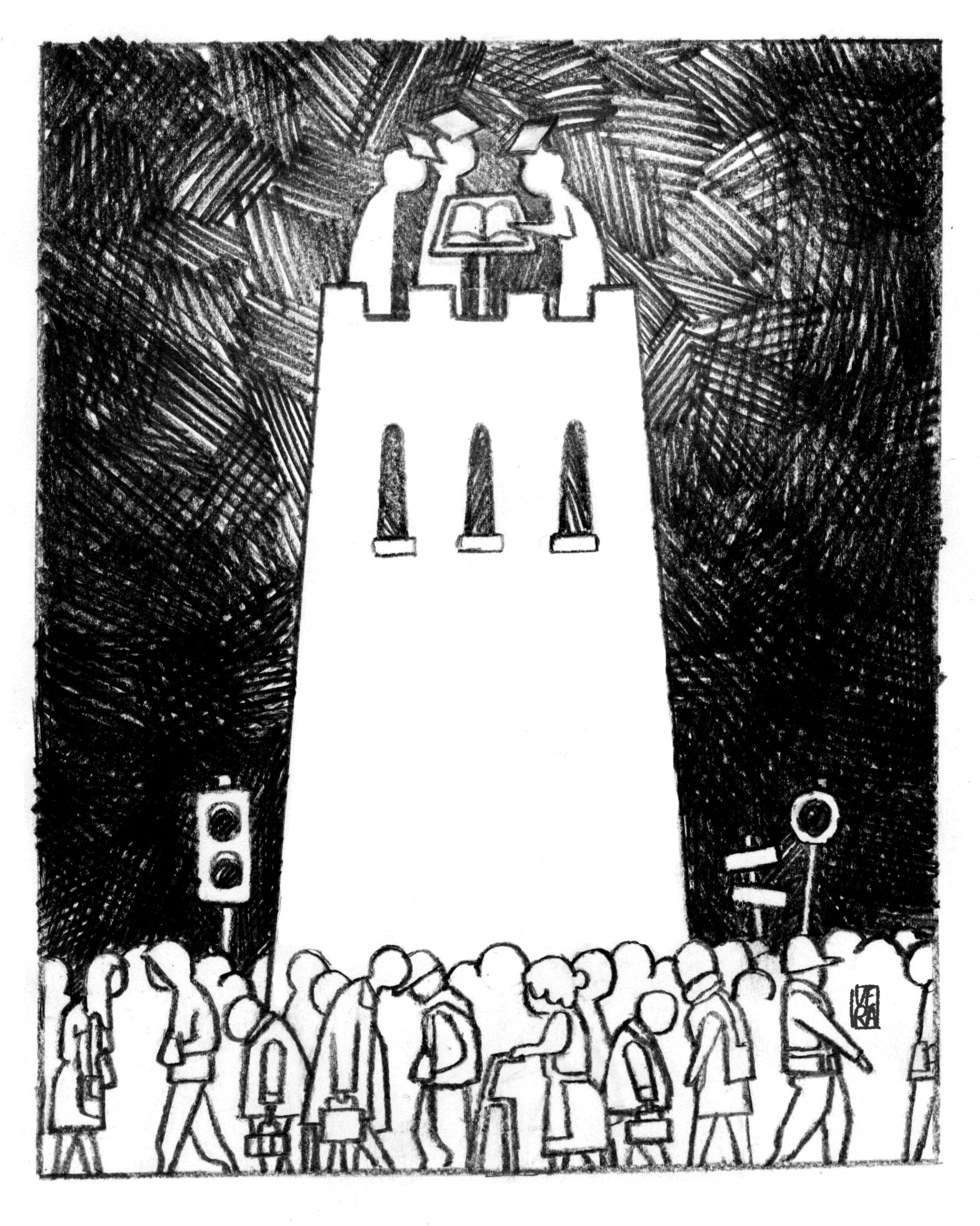 ivory tower liberation theology