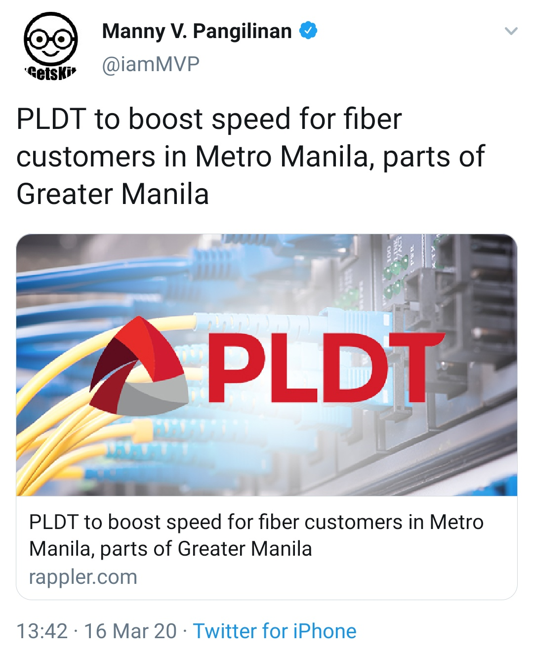 Has PLDT been depriving its customers of available ...